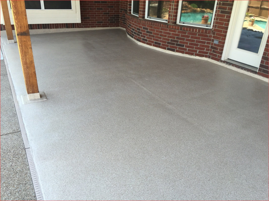 Concrete Coatings For Patios